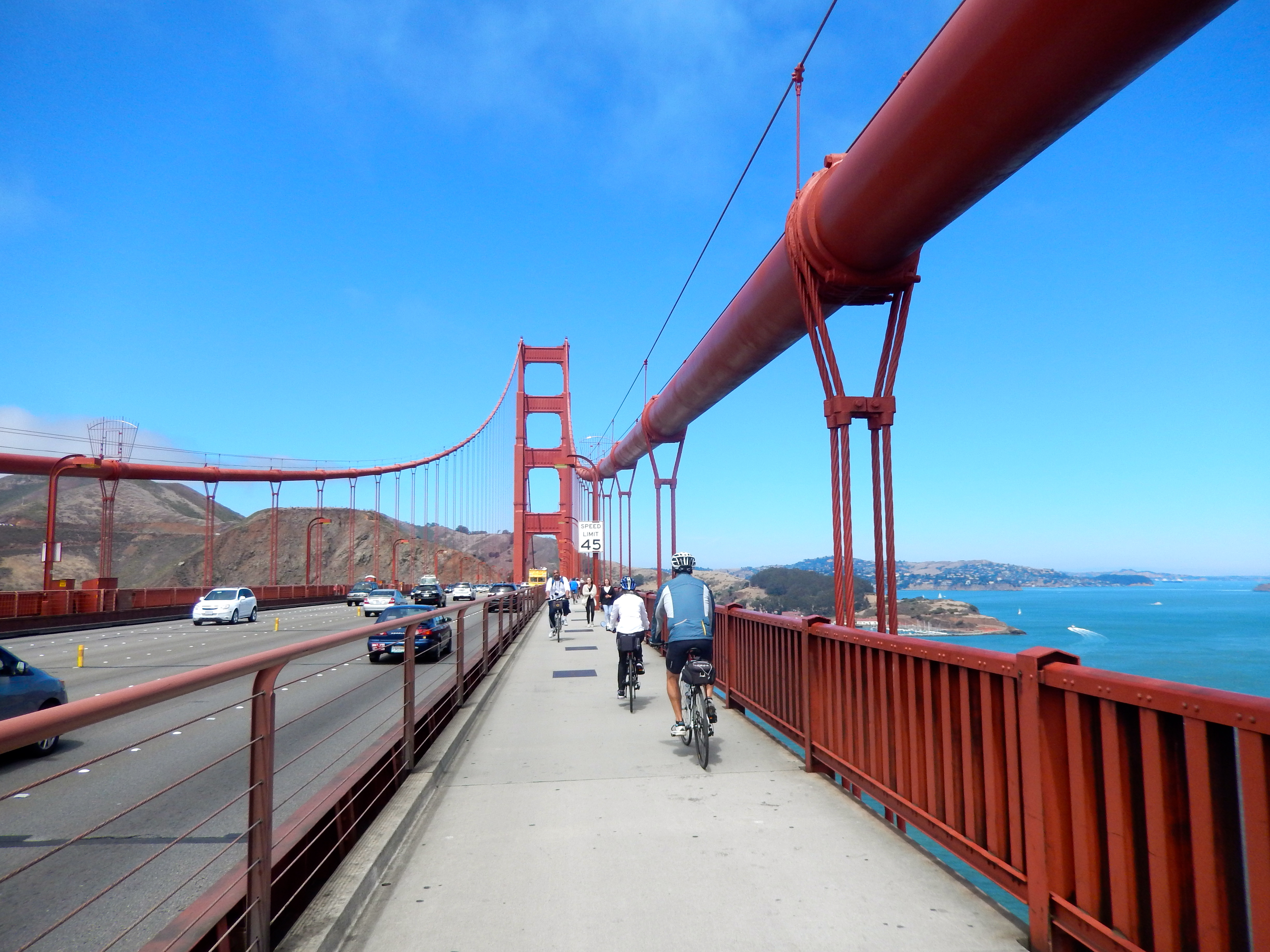 Top 5 Places To View The Golden Gate Bridge The