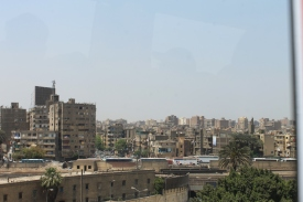 Most of Cairo looked like this