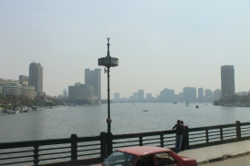Cairo on the River Nile
