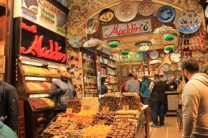 Egyptian Bazaar - spice market