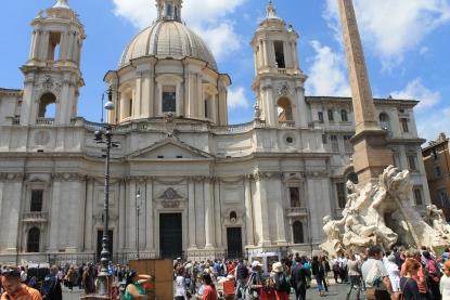 Church of Sant'Agnese