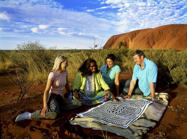 aboriginal-dot-painting