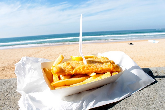Fish-and-chips-Manly
