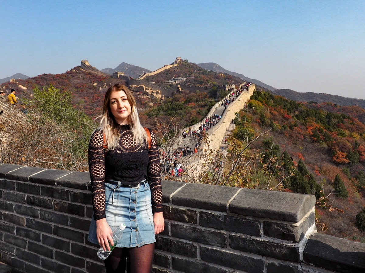 Getting public transport to the Great Wall of China